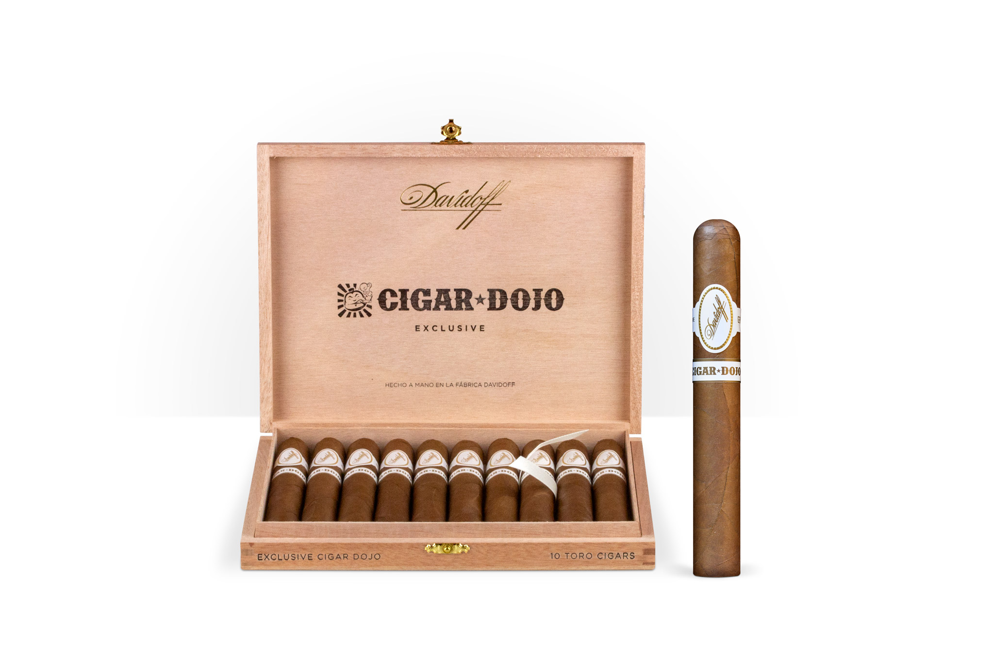 Davidoff Cigar Dojo Exclusive 2018 cigar presentation