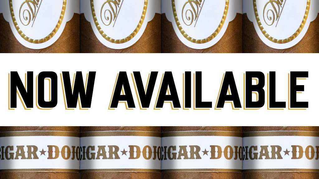 Davidoff Cigar Dojo Exclusive 2018 cigars for sale
