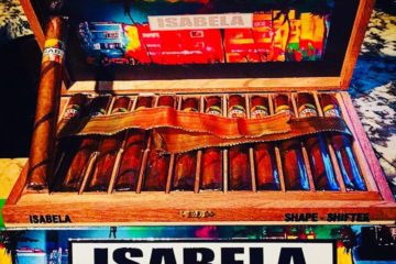 Isabela Cigar Company Shape-Shifter cigars 2018