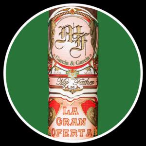 My Father La Gran Oferta No. 8 COTY 2018 circle