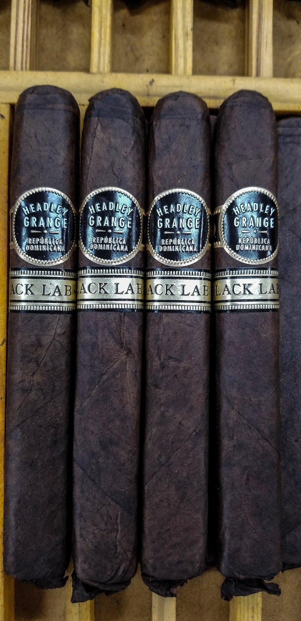 Crowned Heads Headley Grange Black Lab LE 2018 cigars