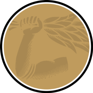 Aganorsa Leaf Brand COTY 2018 circle