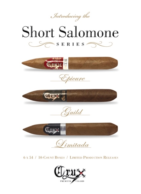 Crux Short Salomone Series lineup