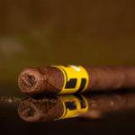 La Palina Number Series LP01 Robusto cigar cut cap