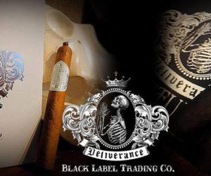 Black Label Trading Company Deliverance 2018 cigars