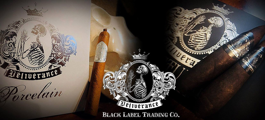 Black Label Trading Company Deliverance 2018 cigars