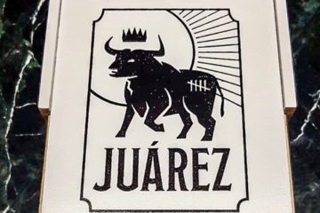 Crowned Heads Juarez box design