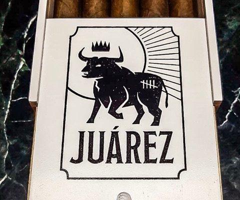 Crowned Heads Juarez box design