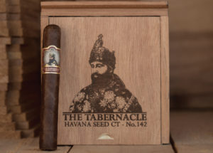 Foundation Cigar Co. The Tabernacle Havana Seed CT No. 142 box closed