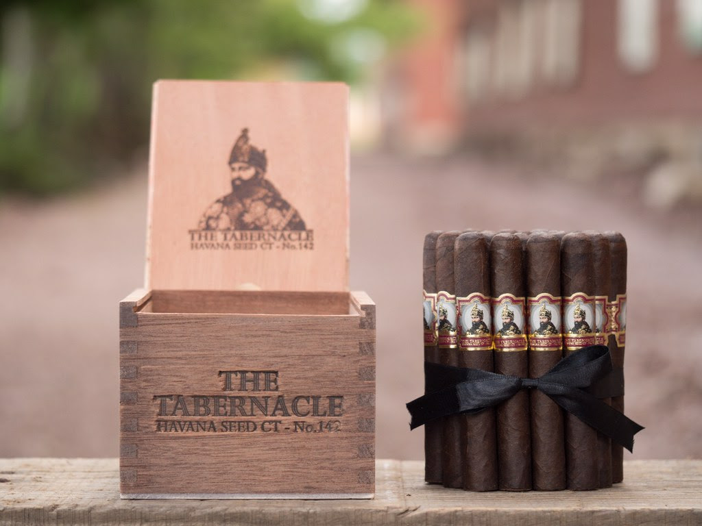 Foundation Cigar Co. The Tabernacle Havana Seed CT No. 142
