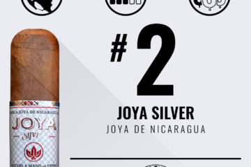 JDN Joya Silver No. 2 Cigar of the Year 2018