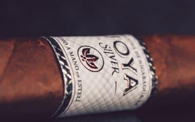 Joya de Nicaragua Joya Silver Toro cigar review