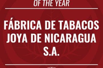 Joya de Nicaragua Cigar Factory of the Year 2018