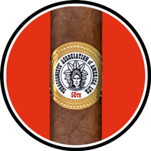Tatuaje TAA 50th No. 3 Limited Edition COTY 2018 circle
