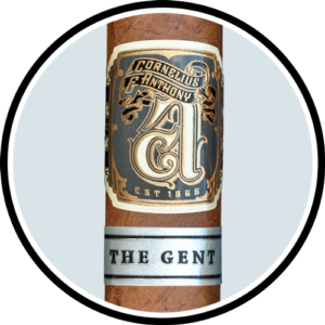 Cornelius The Gent No. 4 Limited Edition COTY 2018 circle
