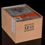 AVO LE05 30th Anniversary cigar box closed