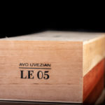 AVO LE05 30th Anniversary cigar box coffin