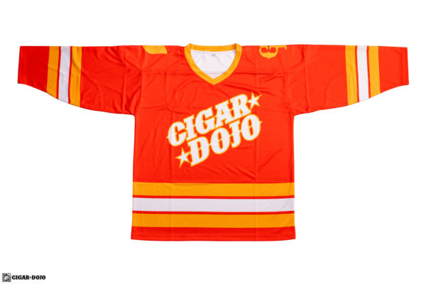 Cigar Dojo Hockey Jersey (2019) front