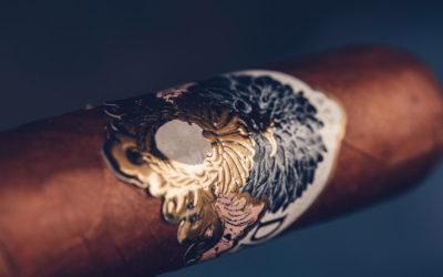 Gran Habano STK Black Dahlia Robusto cigar review
