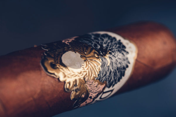 Gran Habano STK Black Dahlia Robusto cigar review