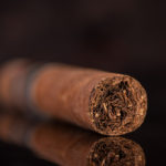 Montecristo Nicaragua Series Toro cigar foot