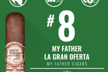 My Father La Gran Oferta No. 8 Cigar of the Year 2018
