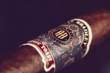 Alec Bradley Magic Toast Robusto cigar review