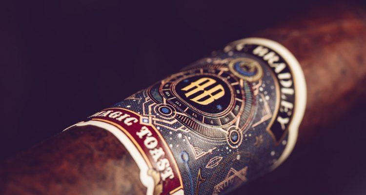 Alec Bradley Magic Toast Robusto cigar review