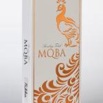 Bombay Tobak MQBA Nikka cigar box front