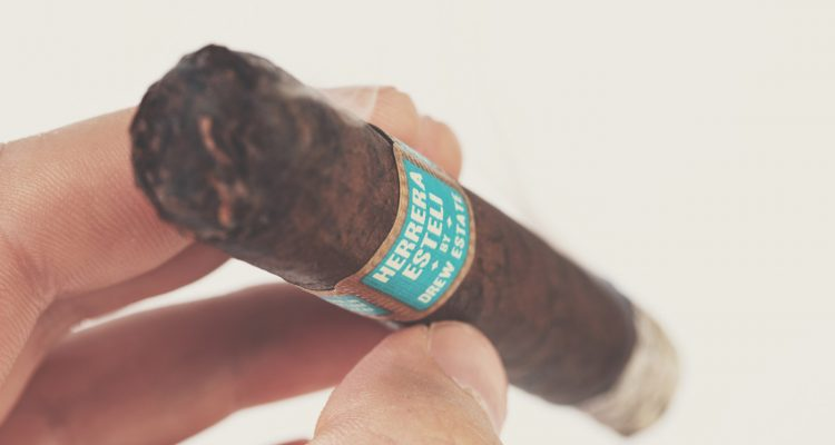 Herrera Esteli Brazilian Maduro Lonsdale Deluxe cigar review