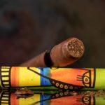 Oscar Valladares Ciseron Edition cigar head cut cap