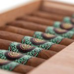Warped Moon Garden cigars open box