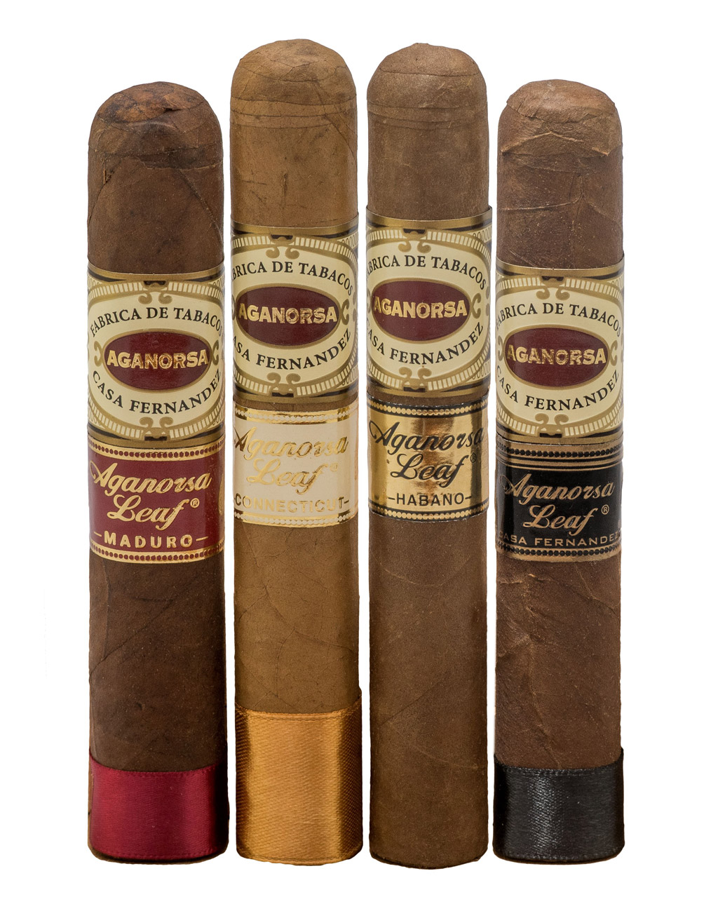 Aganorsa Leaf cigars lineup