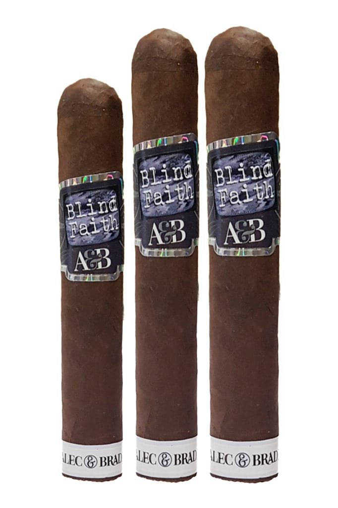 Alec & Bradley Blind Faith cigar lineup