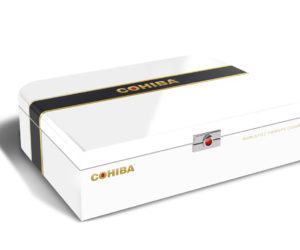 Cohiba Connecticut cigar box