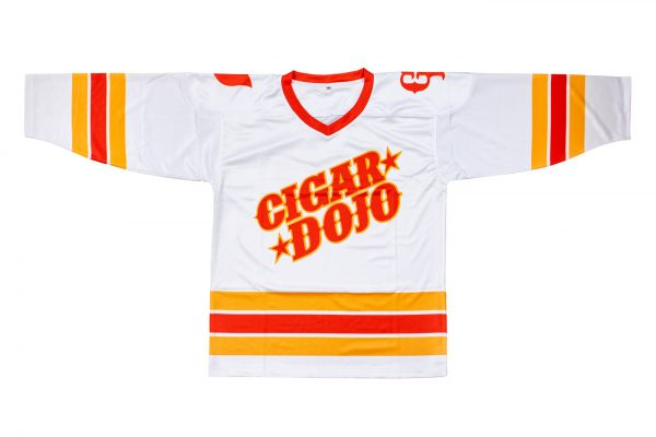 Cigar Dojo Hockey Jersey Away (2019) front