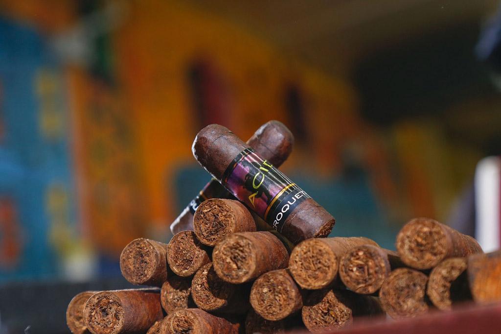 Drew Estate ACID Croqueta cigars