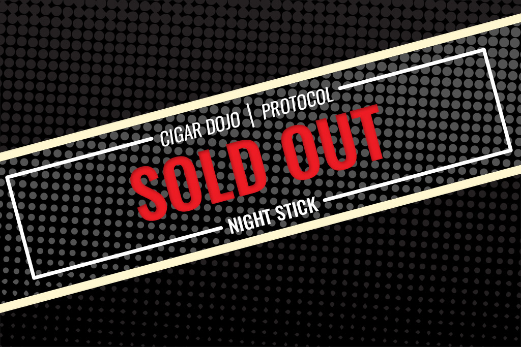Protocol Night Stick Sold Out