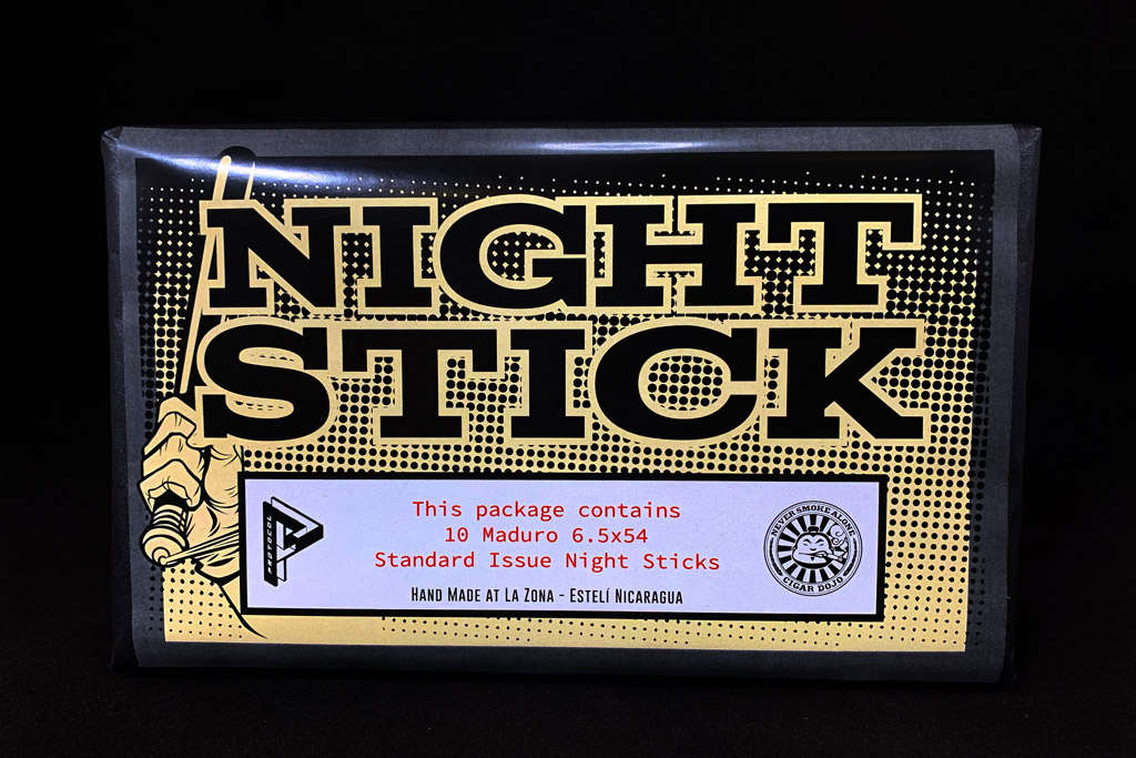 Protocol Night Stick cigar bundle