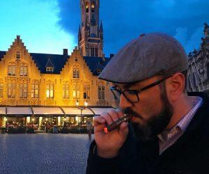 Rob Rasmussen Cigar Dojo