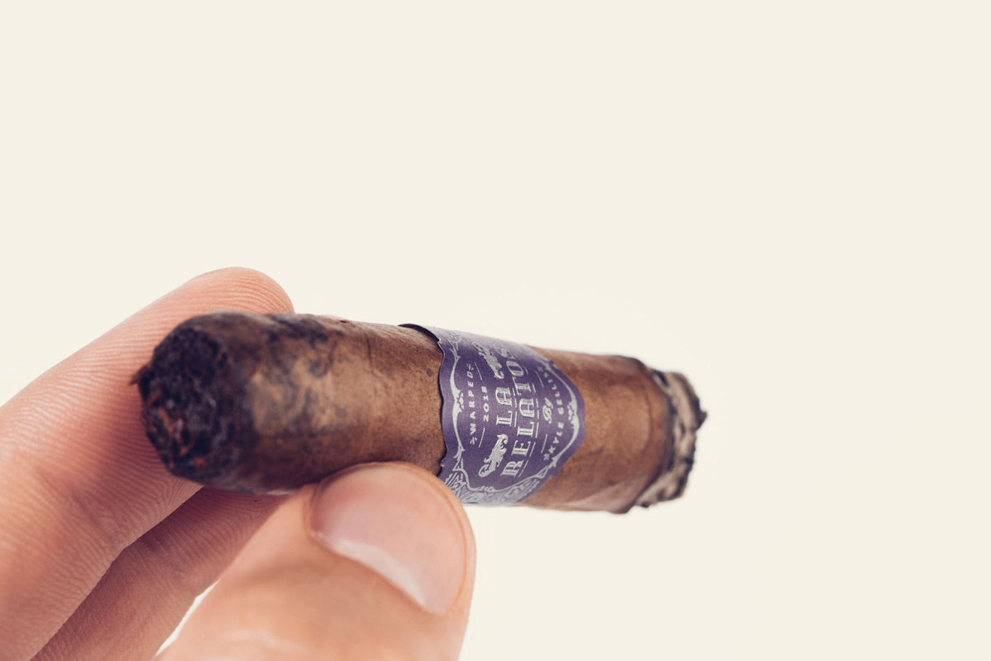 Warped La Relatos The First cigar review