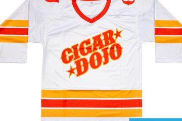 Cigar Dojo Hockey Jersey Away (2019)