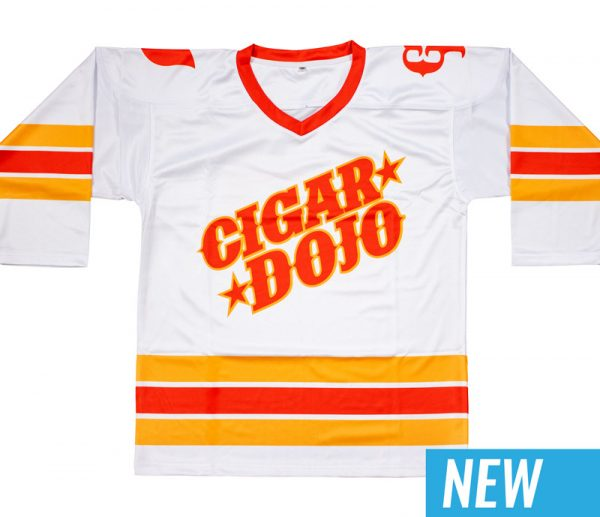 Cigar Dojo Hockey Jersey Away (2019)