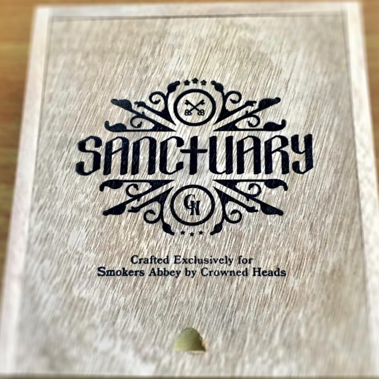 Crowned Heads Sanctuary box