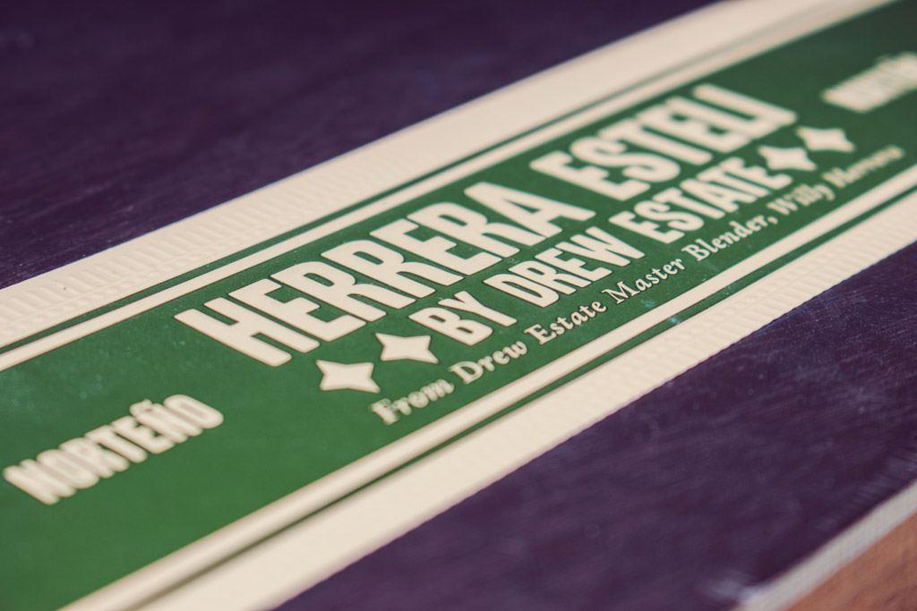 Herrera Esteli Norteño cigar giveaway