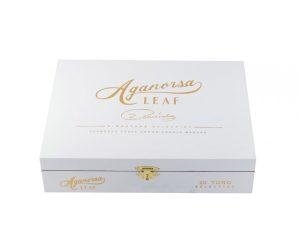 Aganorsa Leaf Signature Maduro cigar box