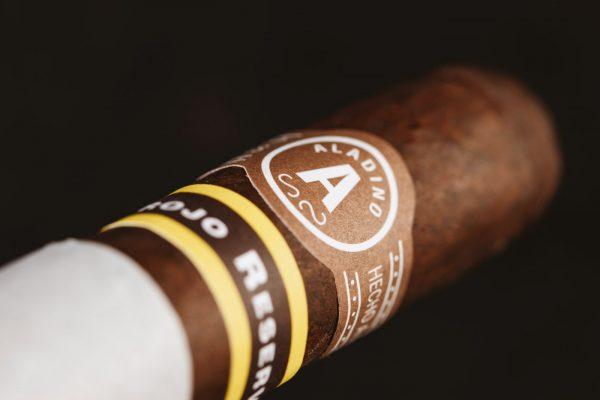 Aladino Corojo Reserva cigar review