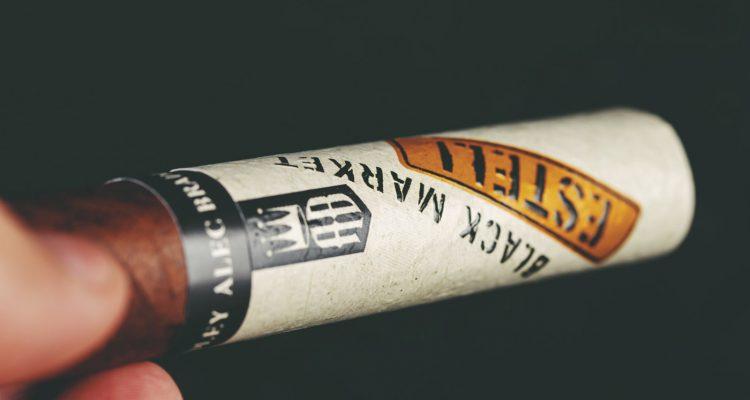 Alec Bradley Black Market Esteli Torpedo cigar review