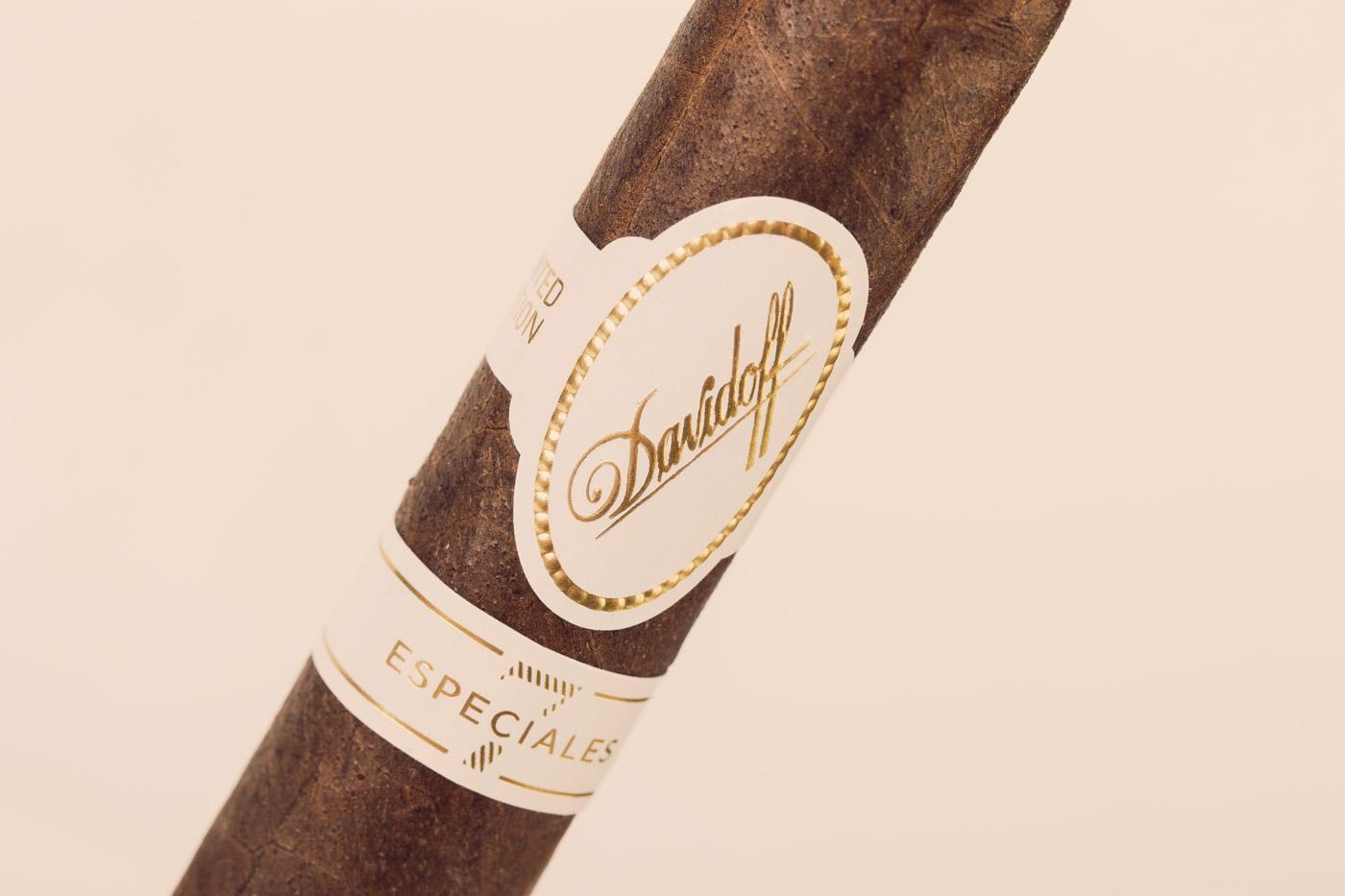 Davidoff Robusto Real Especiales 7 cigar review