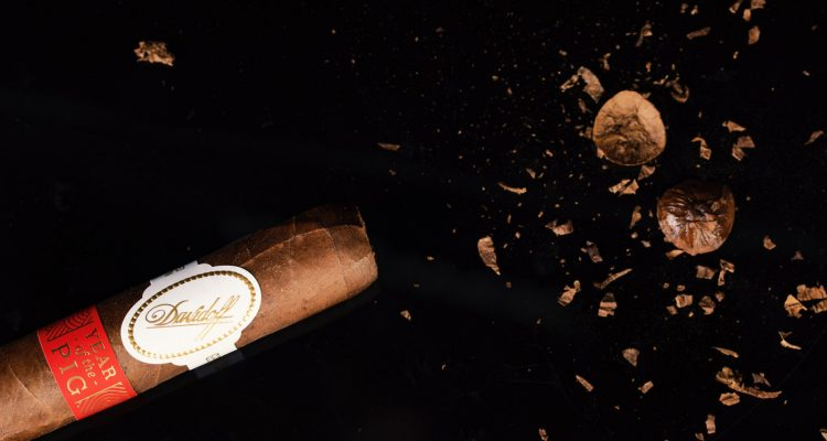 Davidoff Year of the Pig Limited Edition 2019 cigar review
